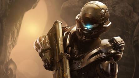 Halo 5 - Locke by vgwallpapers