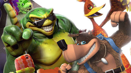 Rare Replay by vgwallpapers