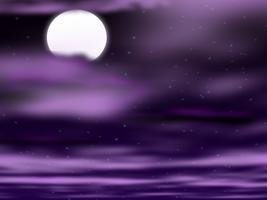 Night sky by aniamalman