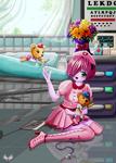 Nurse Stormy by Usakoi