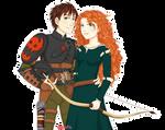 Dragonrider, A Chief, A Prince