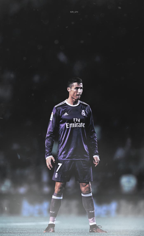 Ronaldo by razakiani77
