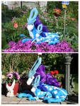 Suicune and baby