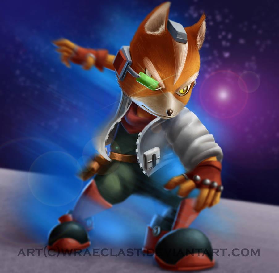 Smash Bros. [Fox McCloud]