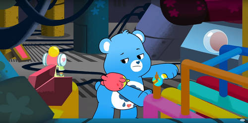 Care Bears: Unlock the Magic (Grumpy)