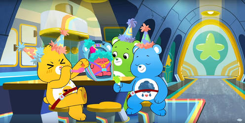 Care Bears: Unlock the Magic (Kitchen)