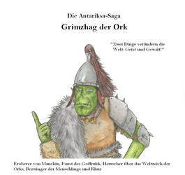 Grimzhag der Ork