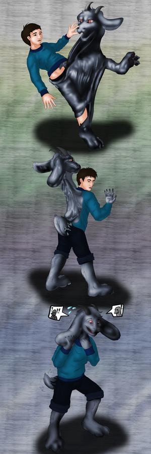 VLC: Gruff Goating