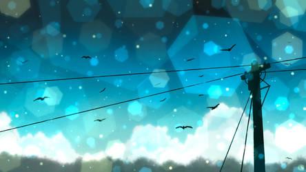 Fly Home by selestial-princess