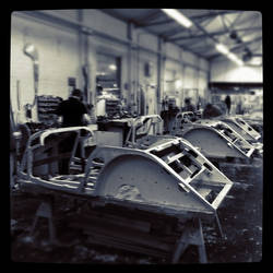 A gentleman's production line