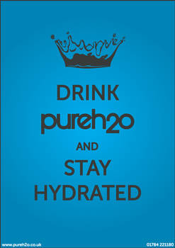Drink Pure and Stay Hydrated