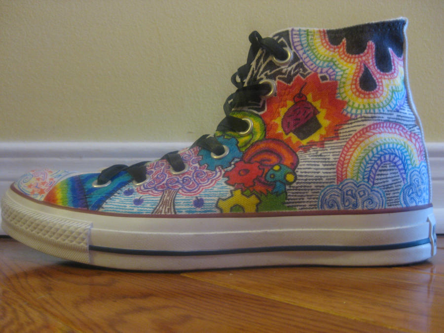 10fa631cc3d9 sharpie converse by emy5651 on DeviantArt