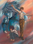 Death Note :: tRAITOr's L.ies