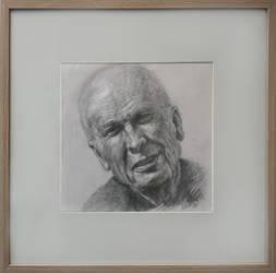 Portrait of Edward Hopper