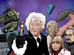 The Doctor and Jo by Oldfanuk