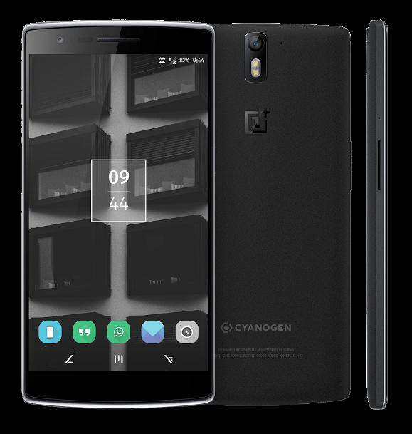 OnePlus One CM12s by r47z