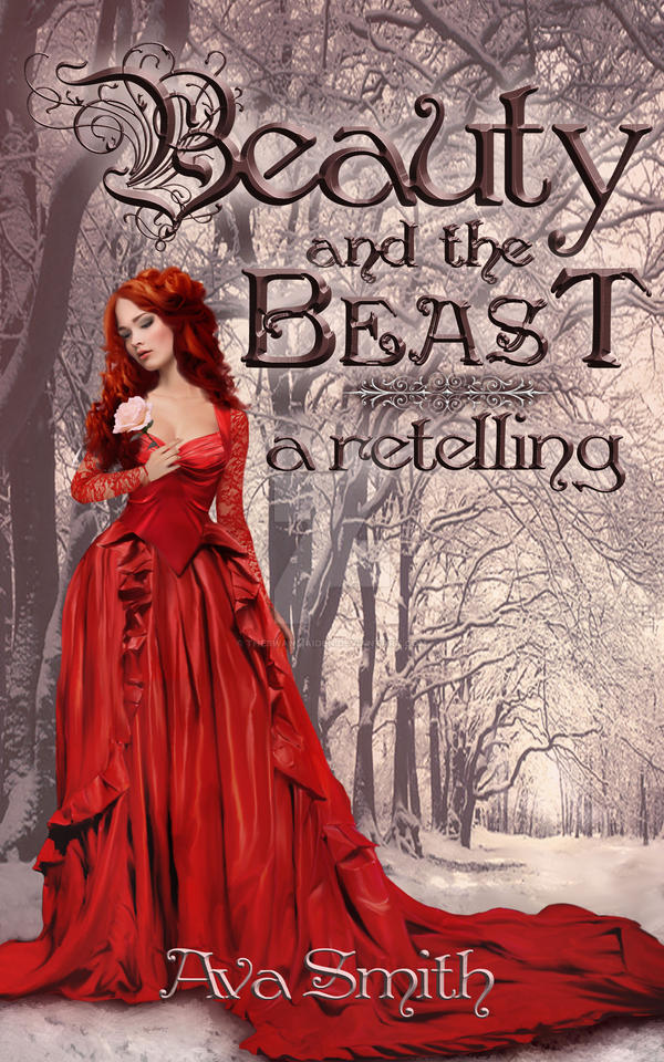Beautiful Book Cover Uk : Beauty and the beast book cover by theswanmaiden on