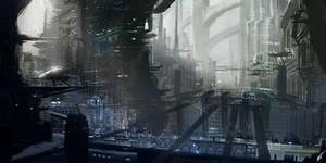 Sci-Fi City 0