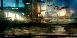 sci-fi city 4