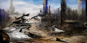 desert junk by SolarSouth