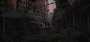 Enclave ( poor areas ) street Patrol