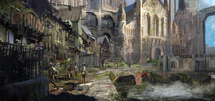 Inside the Castle ( LionHeart )
