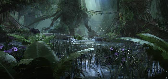 Bottom swamp