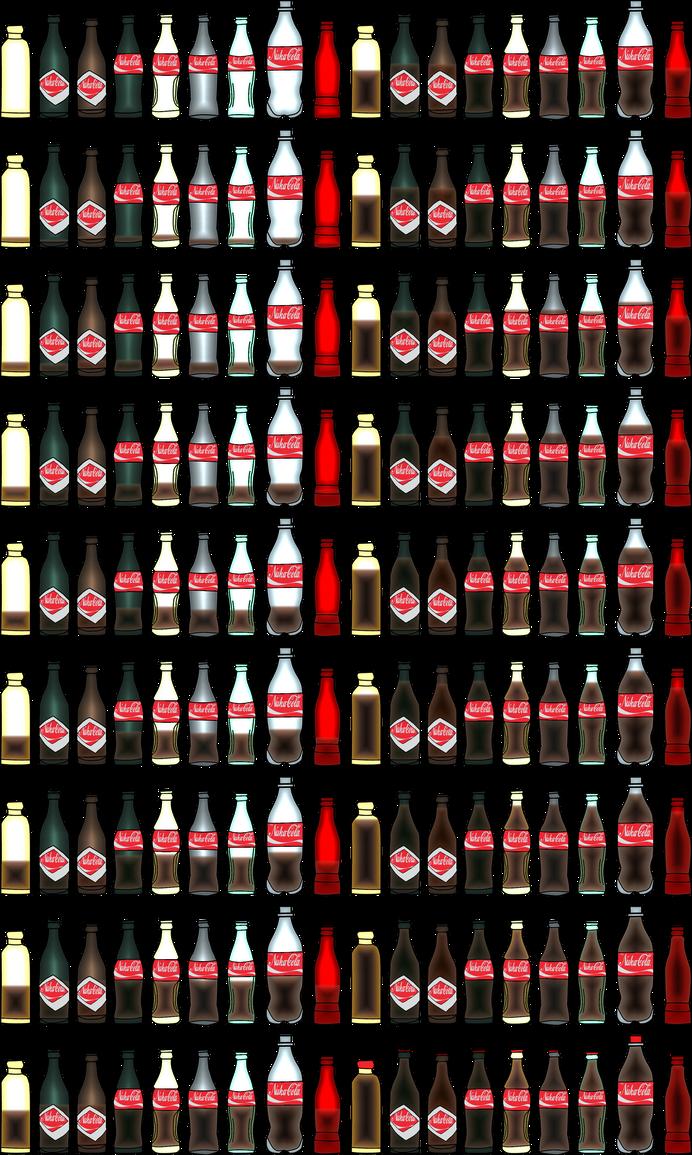 Nuka-Cola Classic Front by ImprovmanZero on DeviantArt