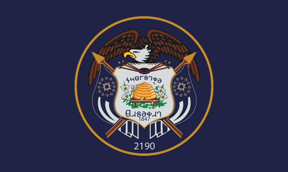 New Canaan Flag 2 by ImprovmanZero