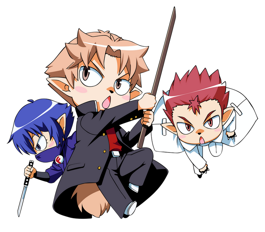Baka To Test To Shoukanjuu By XxJo-11xx On DeviantArt