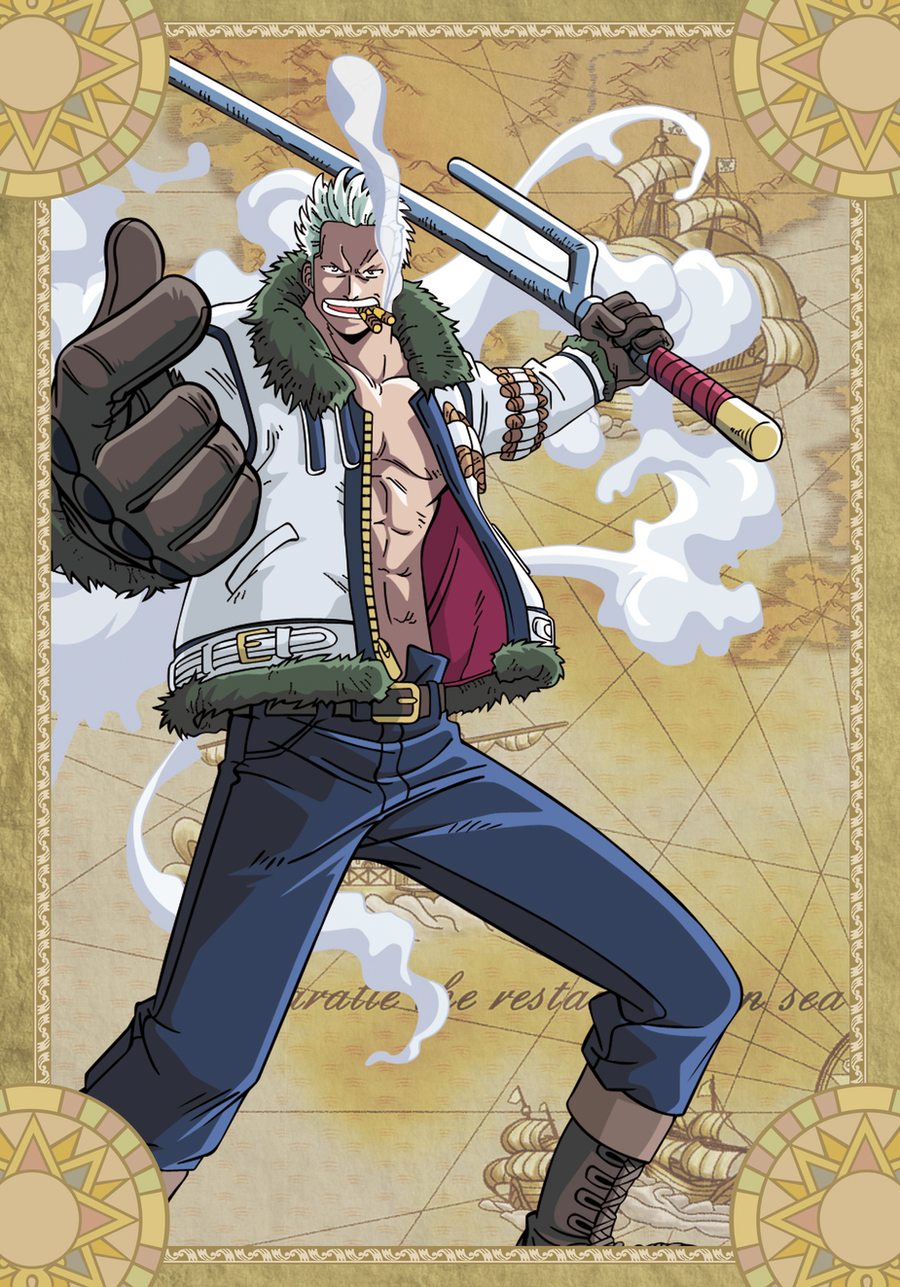 Smoker - One Piece by xxJo-11xx on DeviantArt