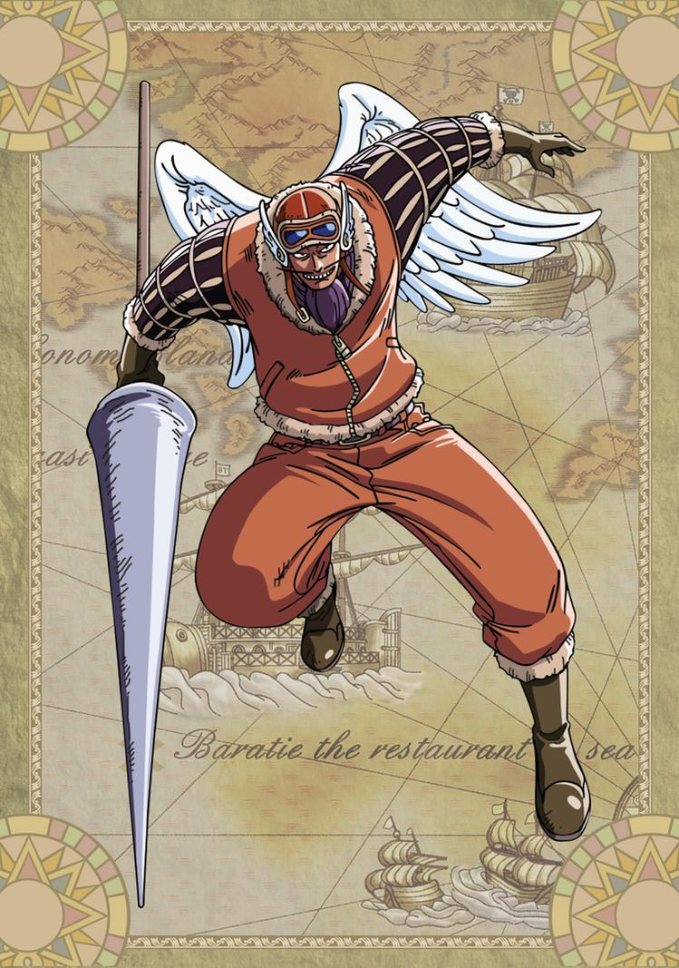 Shura - One Piece by xxJo-11xx