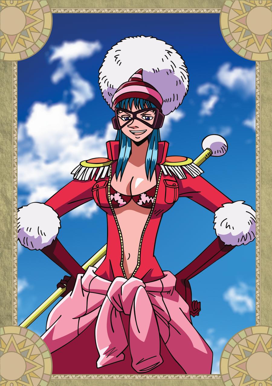 Porche  One Piece by xxJo11xx on DeviantArt
