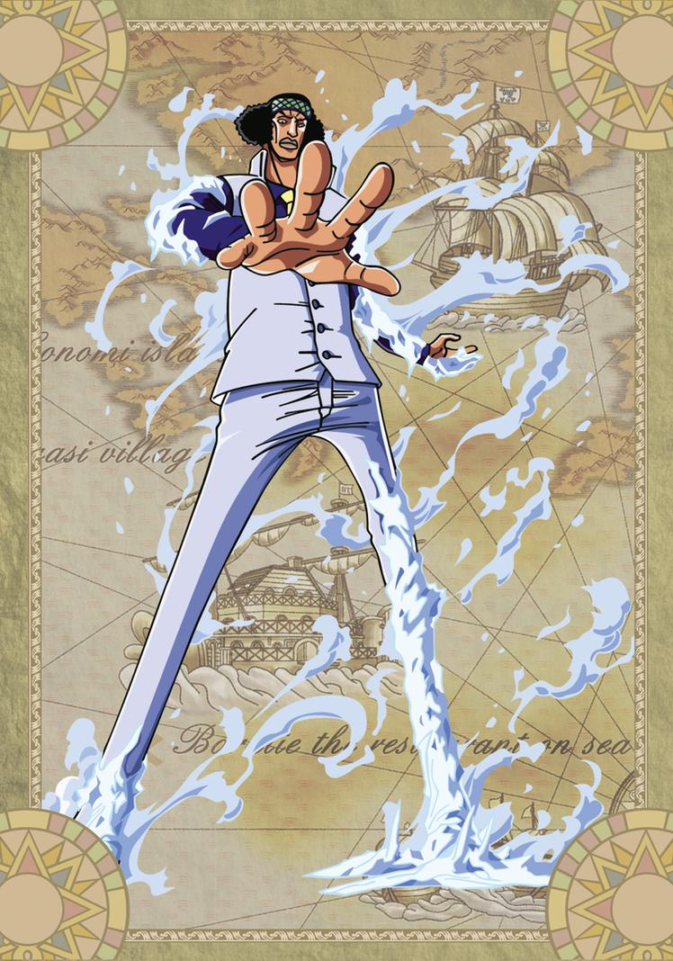 Aokiji - One Piece by xxJo-11xx on DeviantArt