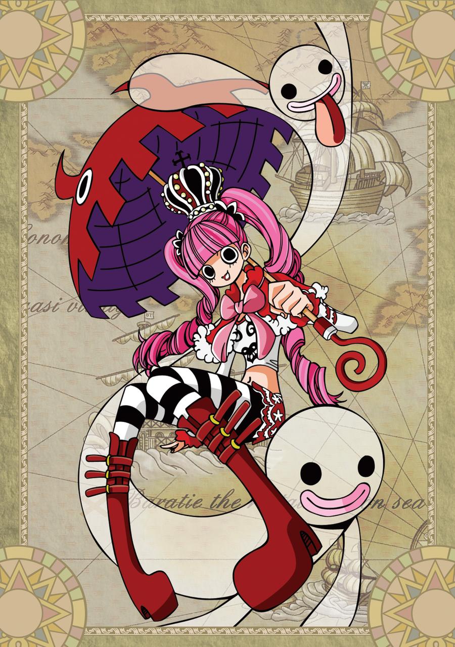 Perona - One Piece by xxJo-11xx on DeviantArt