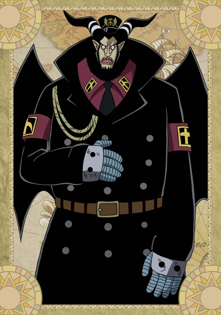 Magellan - One Piece by xxJo-11xx on DeviantArt