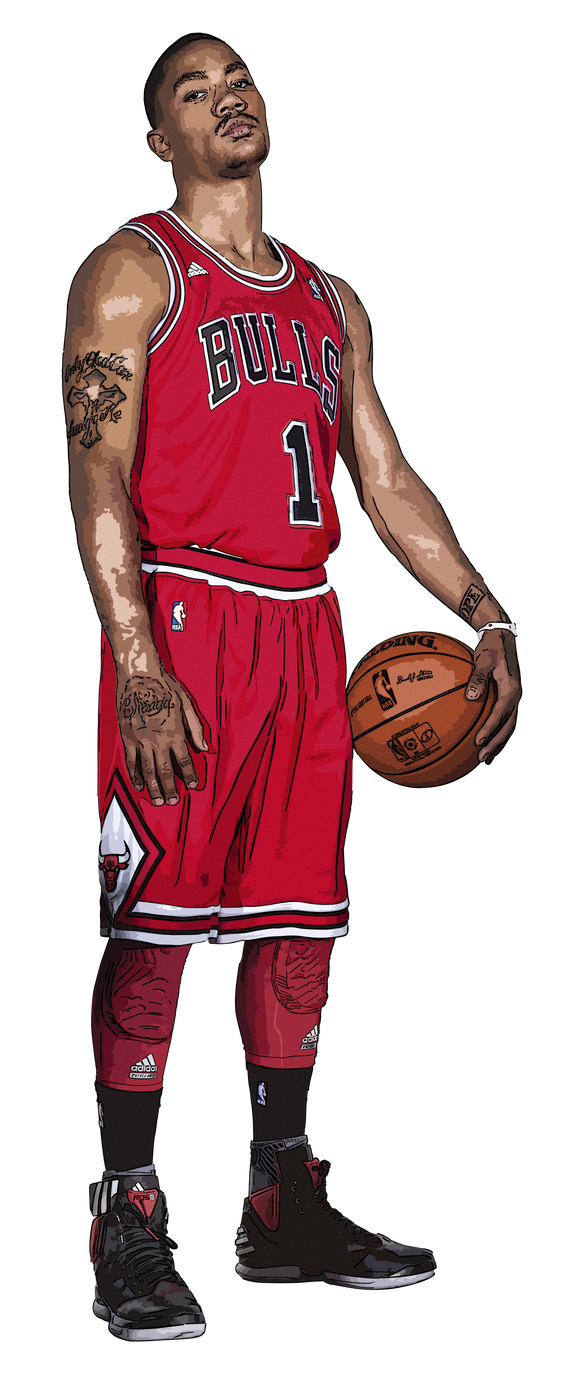 Derrick Rose - Chicago Bulls