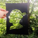 SHANNON LETO PAPERcut by SUSI-the-FUZZYHEAD