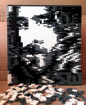 JARED LETO with LEGO by SUSI-the-FUZZYHEAD