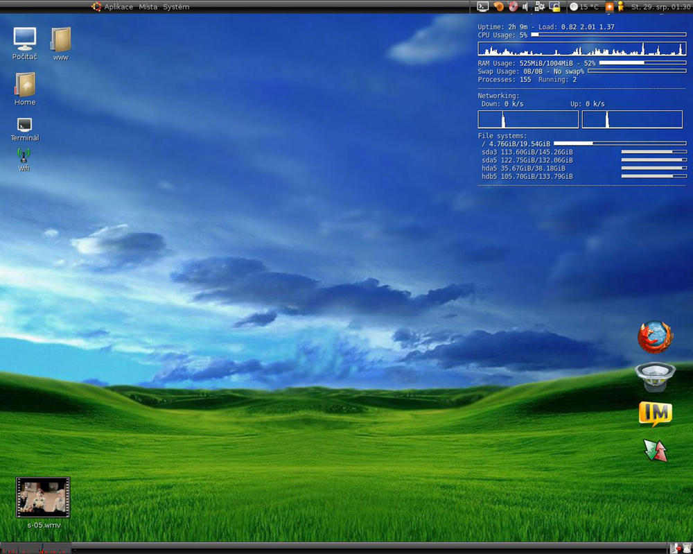 New desktop by VietMan