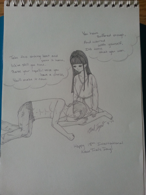 Exhaustion by xMezMezx
