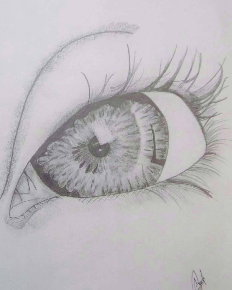 Eye To Eye ! by AyushSant
