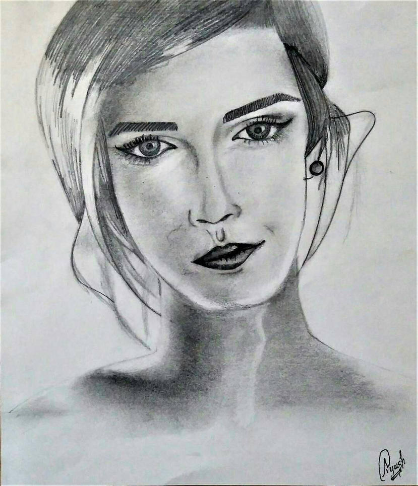 Emma's Love  by AyushSant