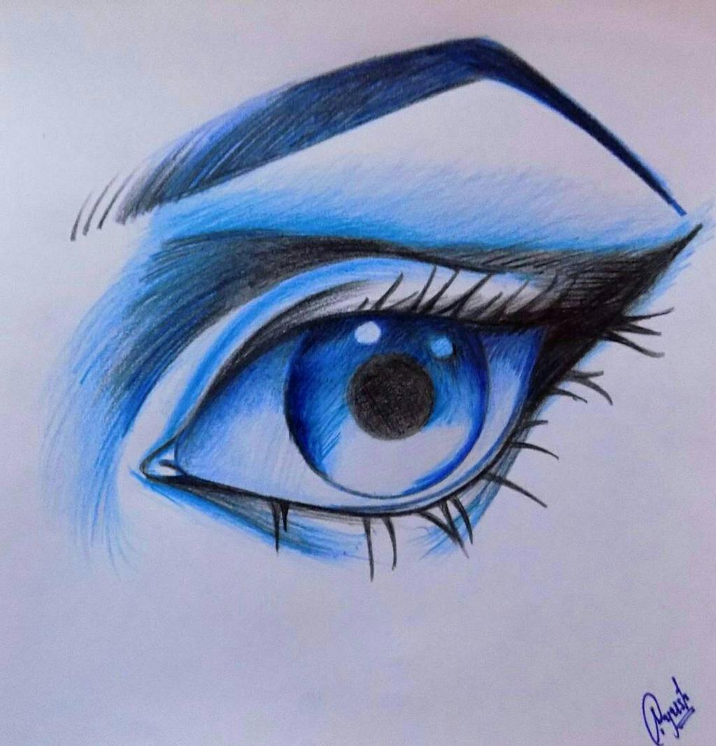 Deep Blue by AyushSant