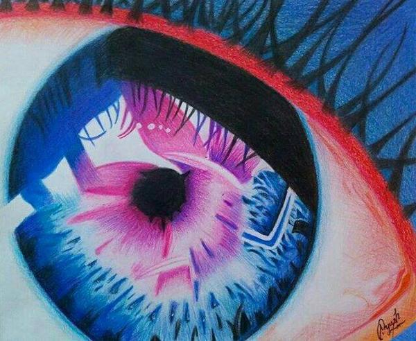 Close Up A Bit ! by AyushSant
