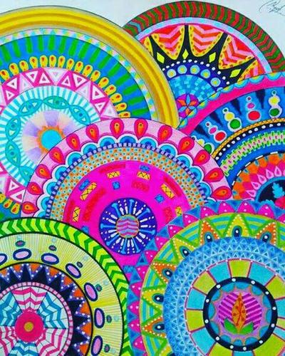 Mandala OverDone by AyushSant