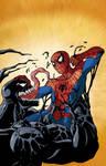 Spiderman Poche 1 cover