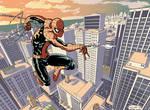 Spiderman Swinging 2
