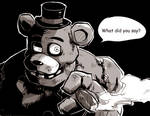 Angry Freddy