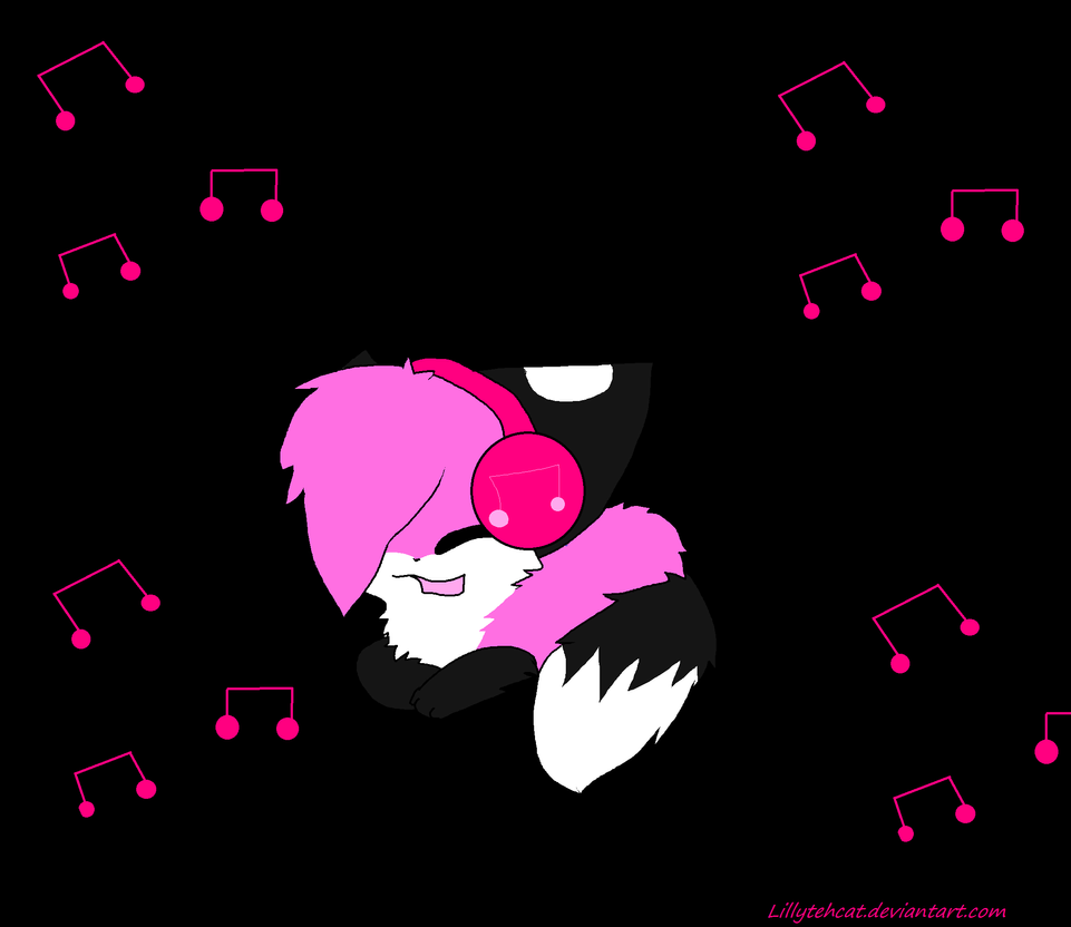 Music is my Life .:.RENEW:.: by Lillytehcat